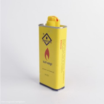 Lighter Gasoline In Lighters With Iron Can